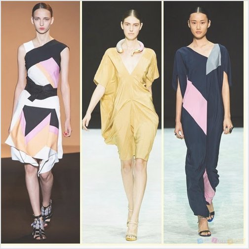 2015 Yaz Bayan Giyim Modası Trendleri - 1