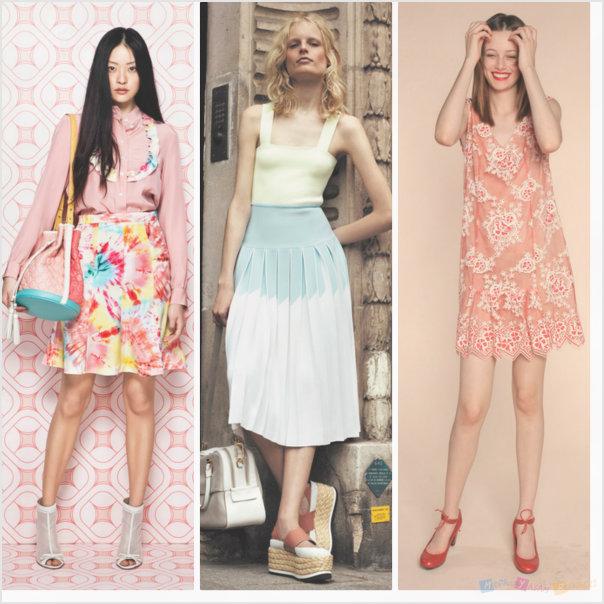 2015 Yaz Bayan Giyim Modası Trendleri - 3