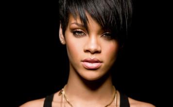 Rihanna Kısa Saç Modeli
