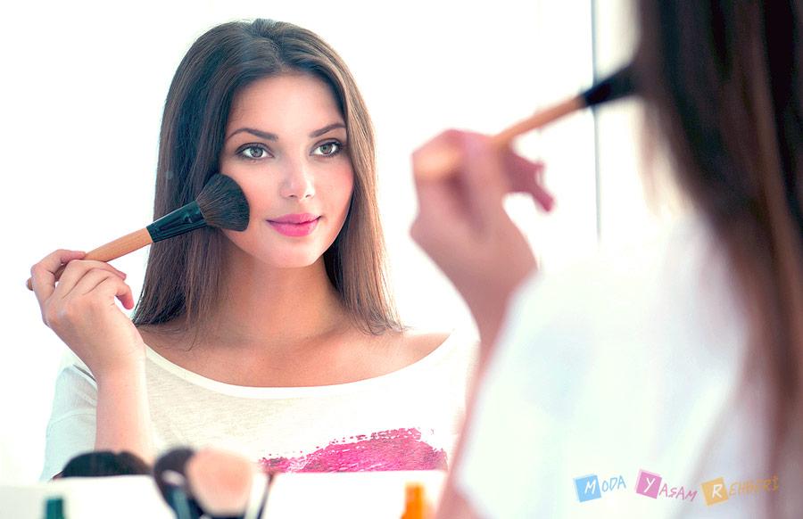 Esmer kadınlar için makyaj önerileri