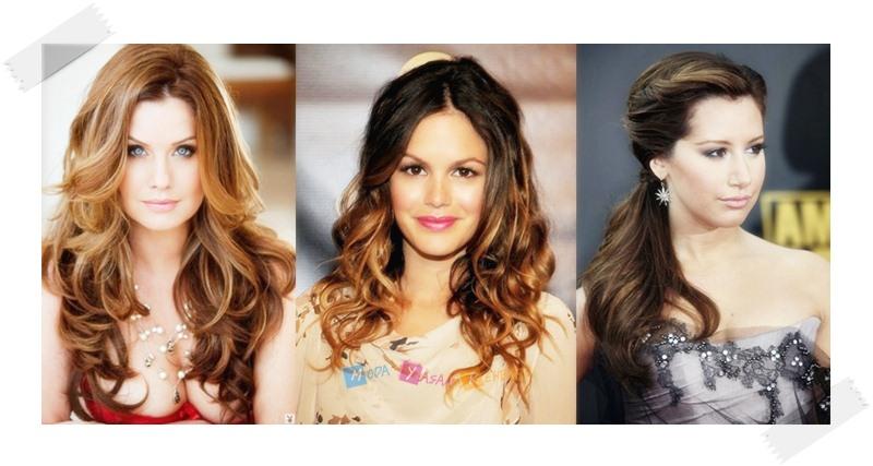 Uzun Saçlı Kadınlar İçin Stil Önerileri - Katlı Saç Modelleri