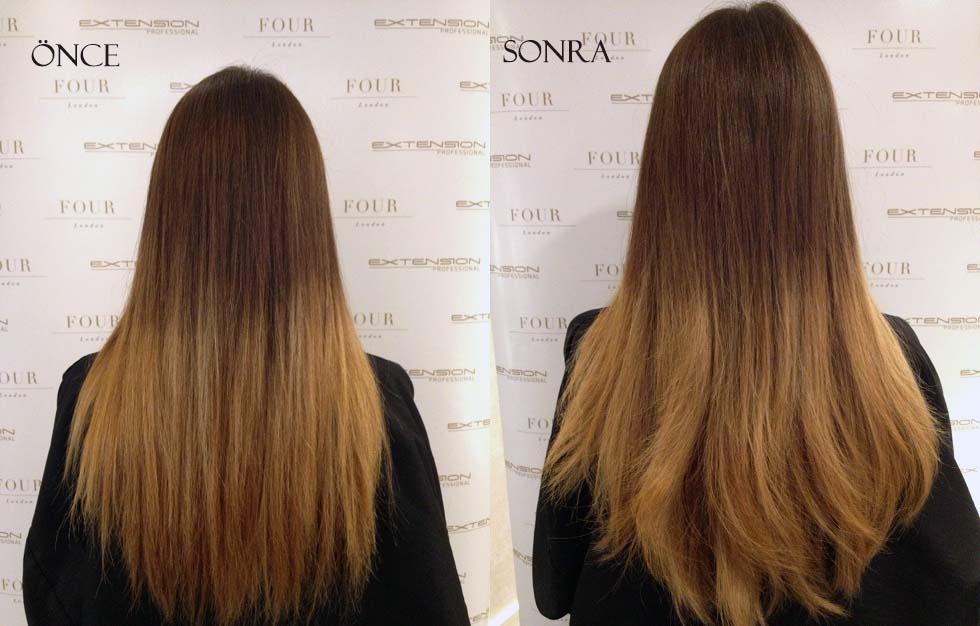 Saç Uzatma Yöntemleri - 1