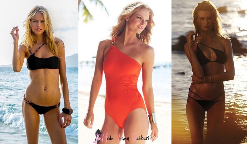 Asimetrik Bikini Modelleri